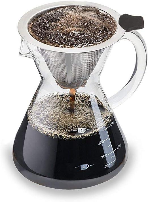Cafetera con percolador de café (Medio, Estándar), Cafetera con ...