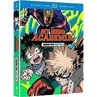 My Hero Academia: Season Two Part Two [Blu-ray + DVD + Digital]