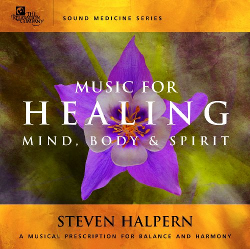 Music For Healing 61BlKSrR4ZL
