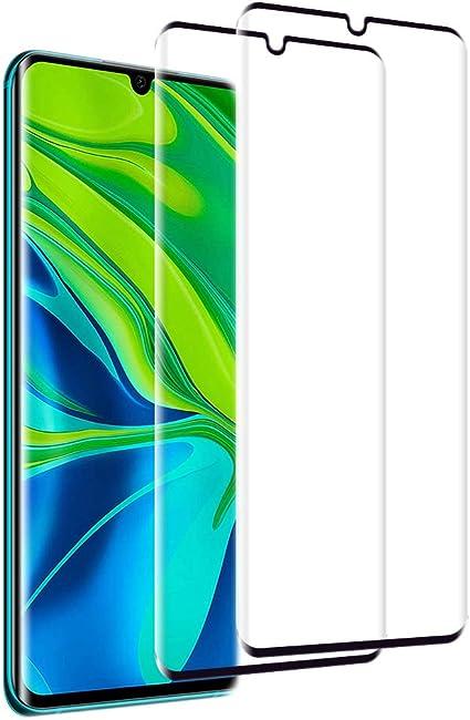 Carantee Panzerglas Schutzfolie Für Xiaomi Mi Note 10 Elektronik