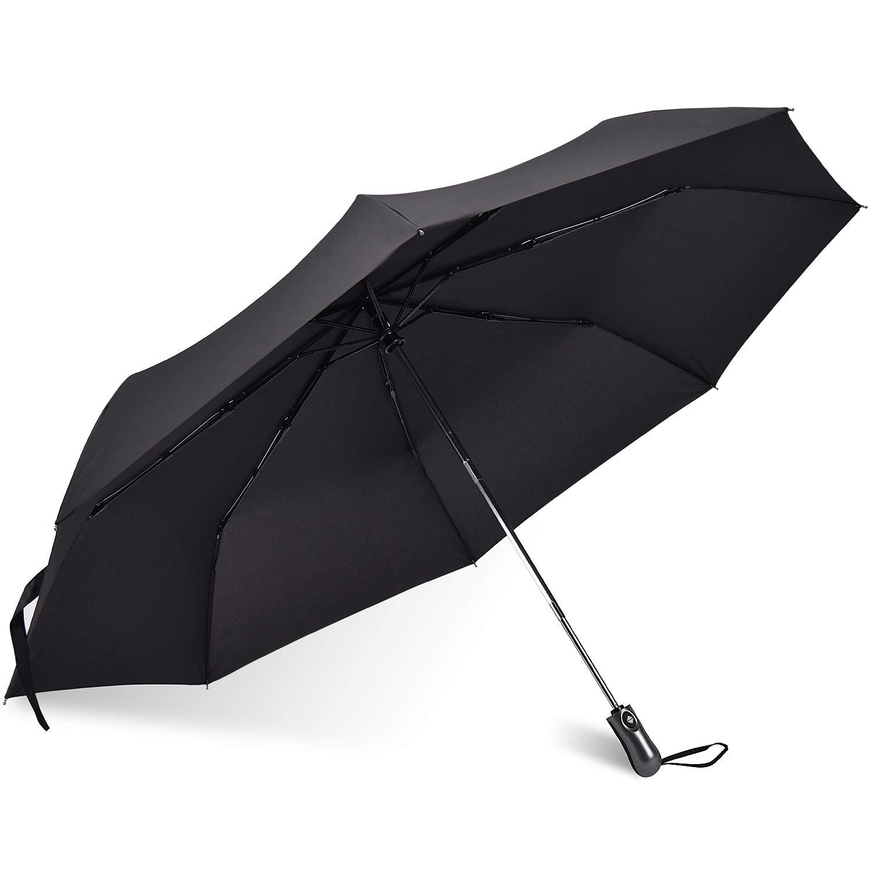 """Windproof Umbrella, Rainbrace Golf Umbrella Big Size Travel Umbrella 54"""""""