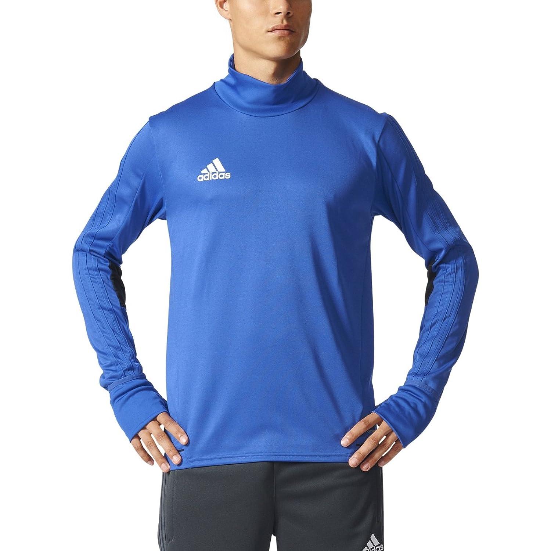 Amazon.com: Adidas Tiro 17 Mens Soccer Training Top 3XL Bold Blue-Black-White: Clothing
