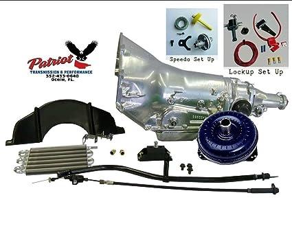 Gm 700r4 Transmission >> Amazon Com 700r4 Stage 2 High Performance Race Transmission Master