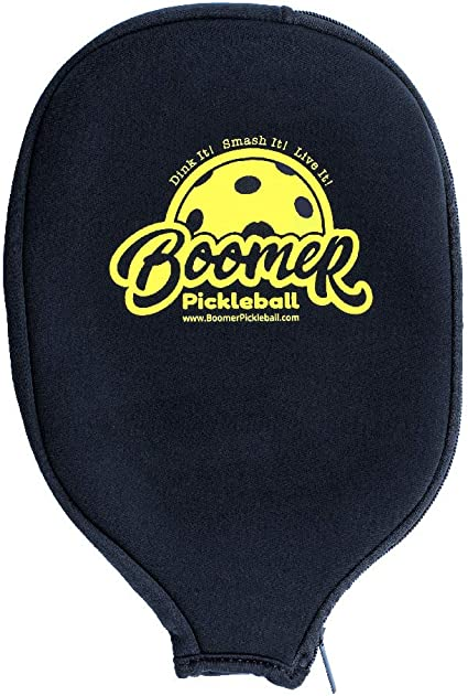 Pickleball Paddle Cover Handmade Padded New England Patriots Pattern
