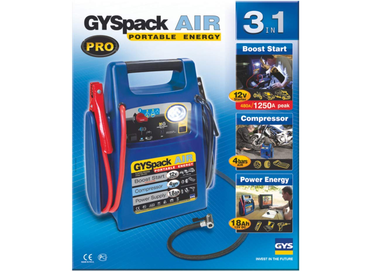 GYS BOOSTER GYSPACK AIR