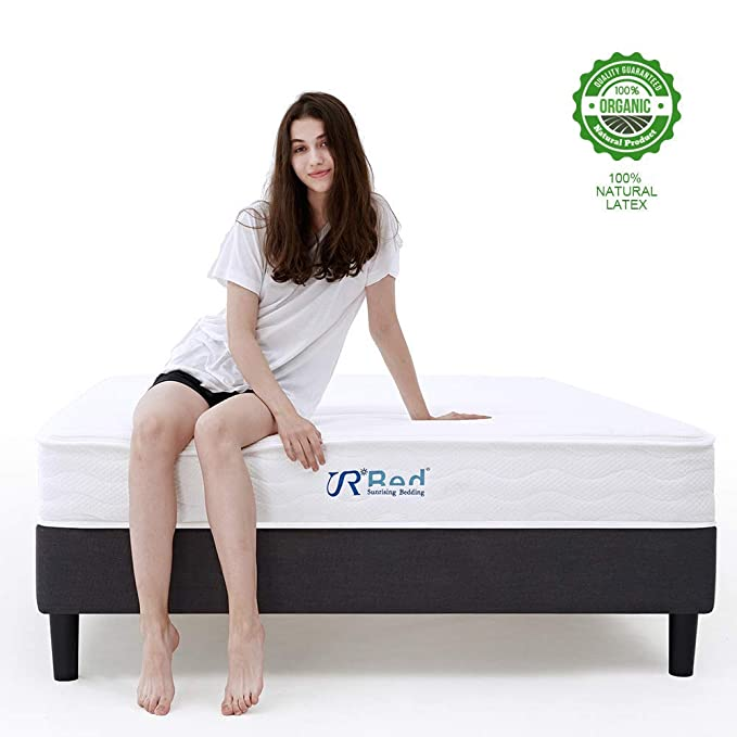 Sunrising Bedding Latex Hybrid Mattress - Editor's Pick