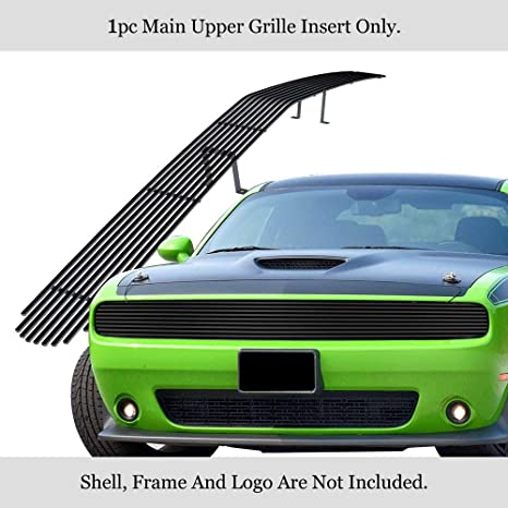 OE Replacement DODGE CHALLENGER Bumper Grille Insert