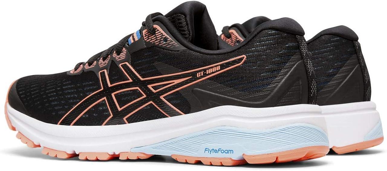 ASICS Womens GT-1000 8 Running Shoes