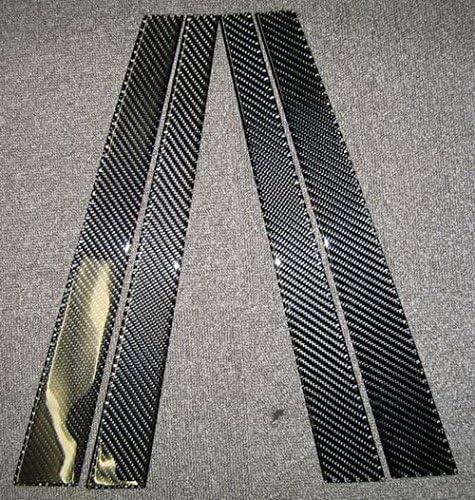 三菱 ランサーエボリューション4~6(CN~CP9A) / ランサー(CK系)用 カーボン製ピラーガーニッシュ