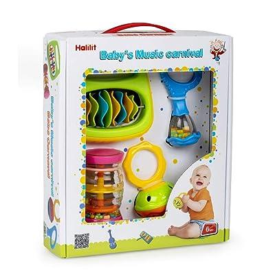Edushape Toddler\'s Music Carnival Set : Baby Musical Toys : Baby [5Bkhe1902206]