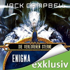 Enigma (Die verlorenen Sterne 2) Hörbuch