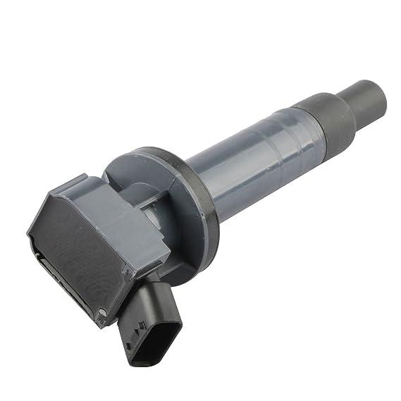 MOSTPLUS - Pack de bobina de encendido para bujías de repuesto para AVENSIS T25 COROLLA E11: Amazon.es: Coche y moto