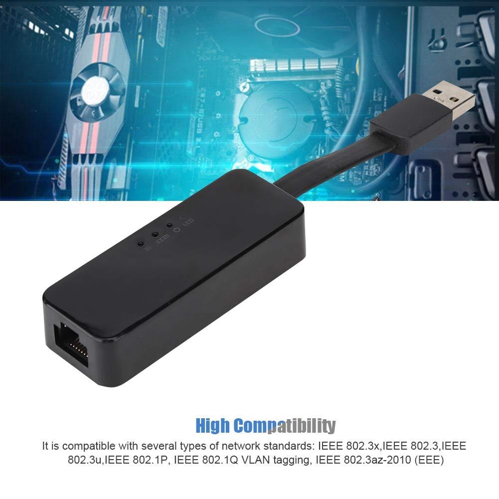 Wendry Tarjeta de Red inalámbrica, Realtek 8153B Adaptador USB ...