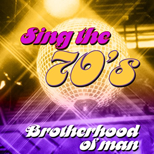 Brotherhood Of Man I Give You My Love / Got A Funny Feeling