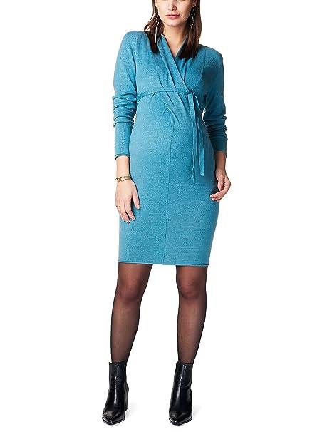Noppies Dress Knit Ls Zara 3, Vestido Para Mujer, Verde (Jade C176)