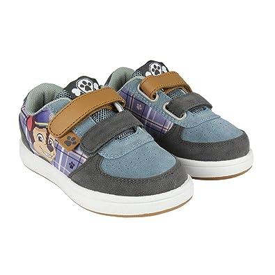Cerdá Deportiva Skate Paw Patrol Chase, Zapatillas para Niños, (Azul C37), 28 EU: Amazon.es: Zapatos y complementos