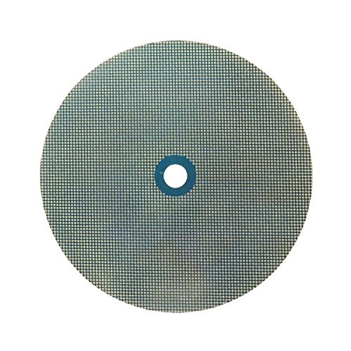 #32KD HANDLER - Wheel Diamond Coated 12in - for model trimmer - ( H# 3 103343 Us Dental Depot