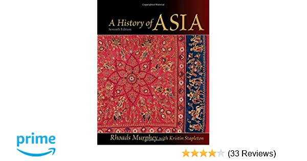 A history of asia 6th edition pdf ebook coupon codes images free ebook coupon codes amazon a history of asia 9780205168552 rhoads murphey books fandeluxe images fandeluxe Images