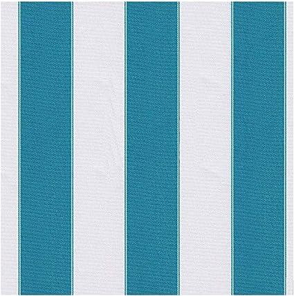Polyurethan rain proof polyester fabric yellow//navy stripe Fabric