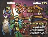 Wizard 101 Mirage Raider's Bundle Prepaid Game Card offers