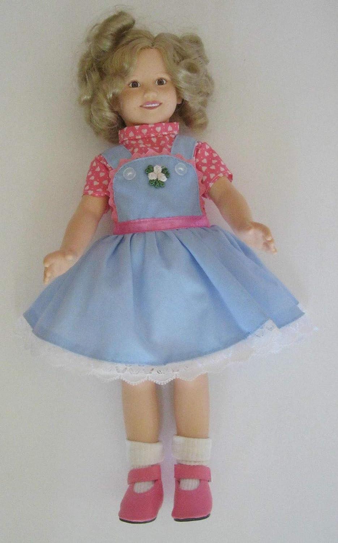 8e7821a68951b Amazon.com: Shirley Temple Doll REBECCA OF SUNNYBROOK FARM By ...