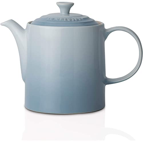 Le Creuset Stoneware Grand Teapot Duck Egg Blue