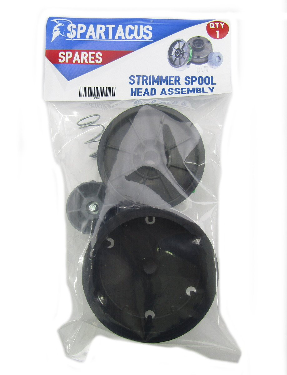 Spartacus Spool Head Assembly To Fit Qualcast TE30H Strimmer