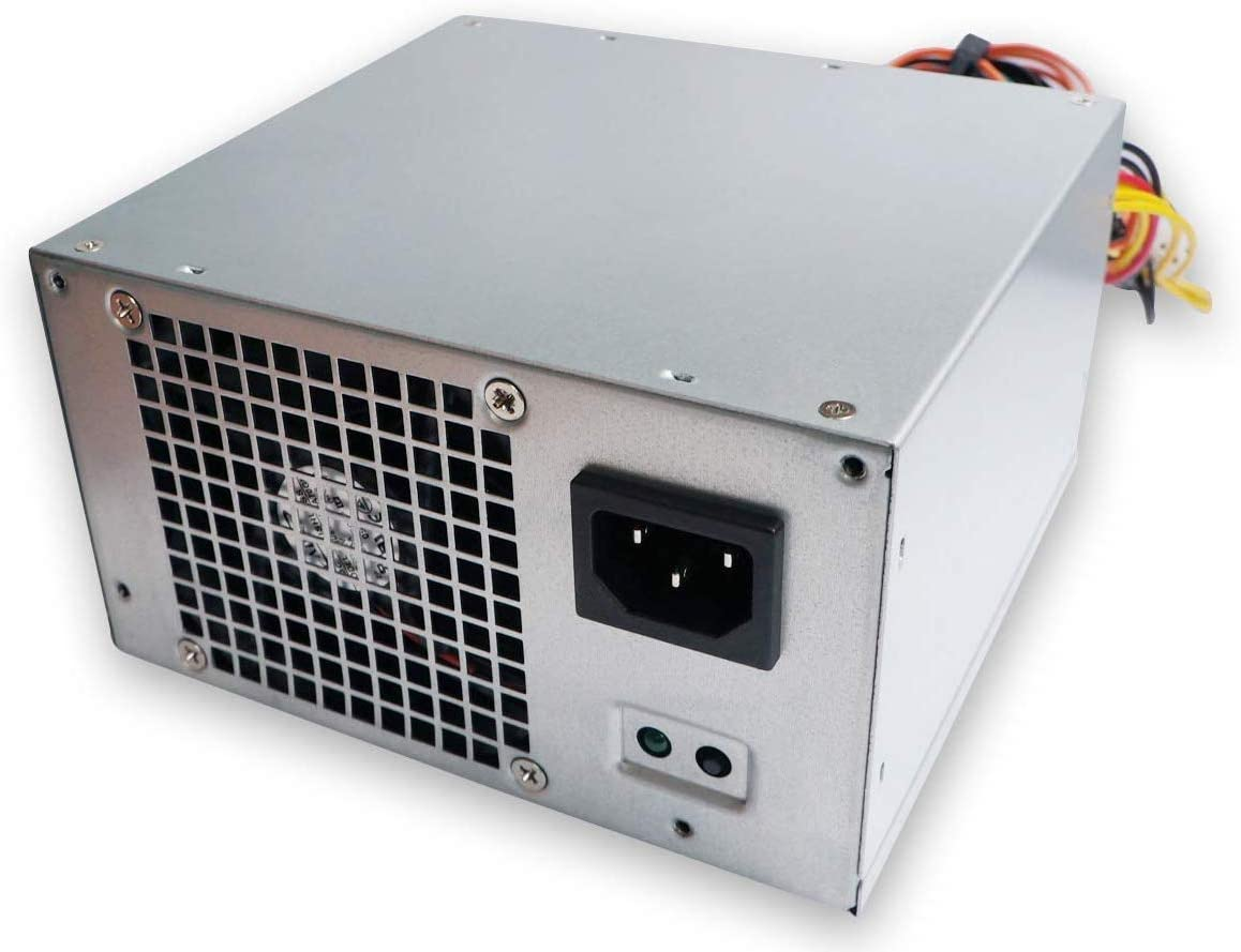 265W New Replacement Power Supply Compatible with for Dell Optiplex 390 3010 790 990 MT Mini Tower Compatible Part Numbers: L265EM-00 F265EM-00 AC265AM-00 H265AM-00 YC7TR 9D9T1 GVY79 053N4 D3D1C