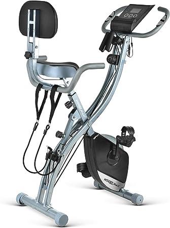Wonder Maxi Bicicleta de ejercicio magnética, plegable, vertical ...