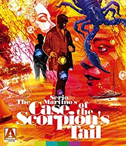 The Case of the Scorpion's Tail (Special Edition) [Blu-ray]