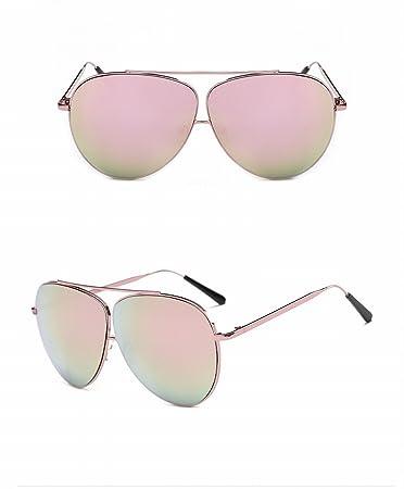 Sonnenbrillen Mit Großen Sonnenbrillen Goldrahmen Transparentes Pulver Ni03ow