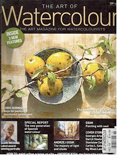 The Art of Watercolour Magazine # 18 pdf