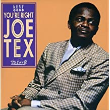 You're Right Joe Tex