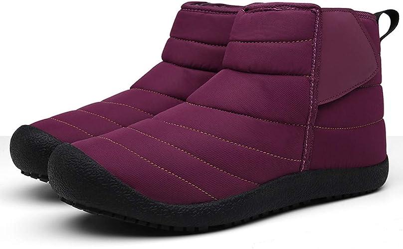 Walking Boots Women Waterproof Winter