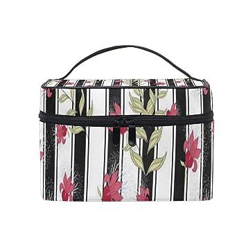 Amazon.com: Bolsa de cosméticos con diseño de unicornio ...