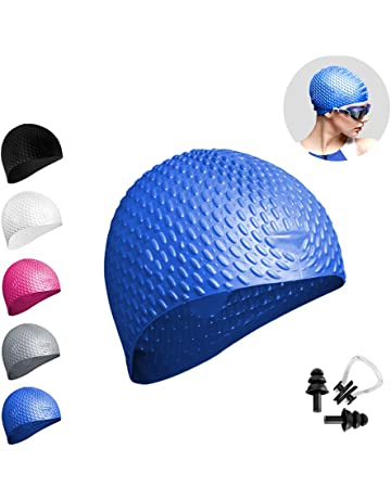 f2f82e7e Amazon.co.uk | Swimming Hats