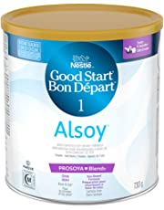 NESTLÉ GOOD START Alsoy Stage 1  with DHA, Plant Based, Baby Formula, Powder, 0+ months, 730 g