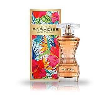 Amazon.com : Tempting Paradise For Women 3.4 oz EDP Spray By Sofia Vergara : Beauty