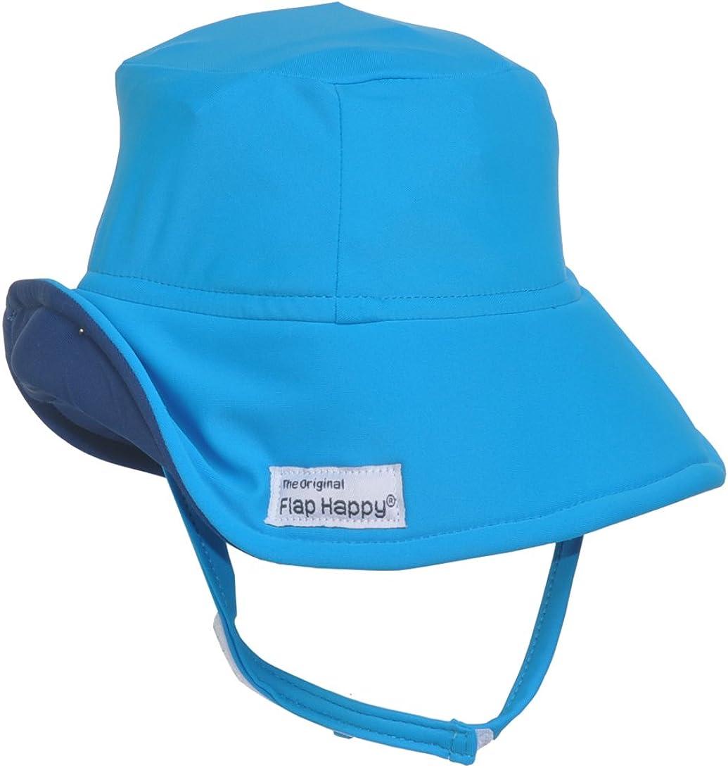 Flap Happy UPF 50 Fun in the Sun Swim Hat