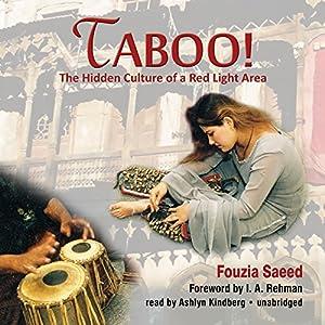 Taboo! Audiobook