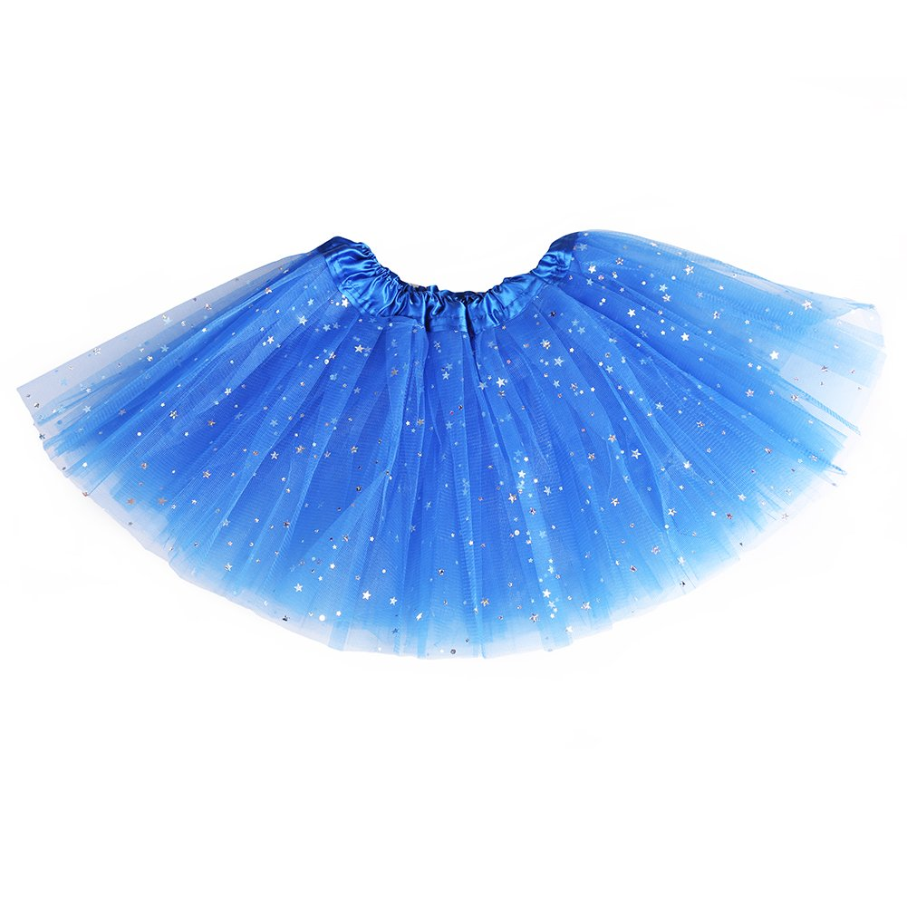 Per Girls Summer Skirt Beautiful Tutu Skirt for 4-10 Years Old Girls Ideal Photo Props Outfits