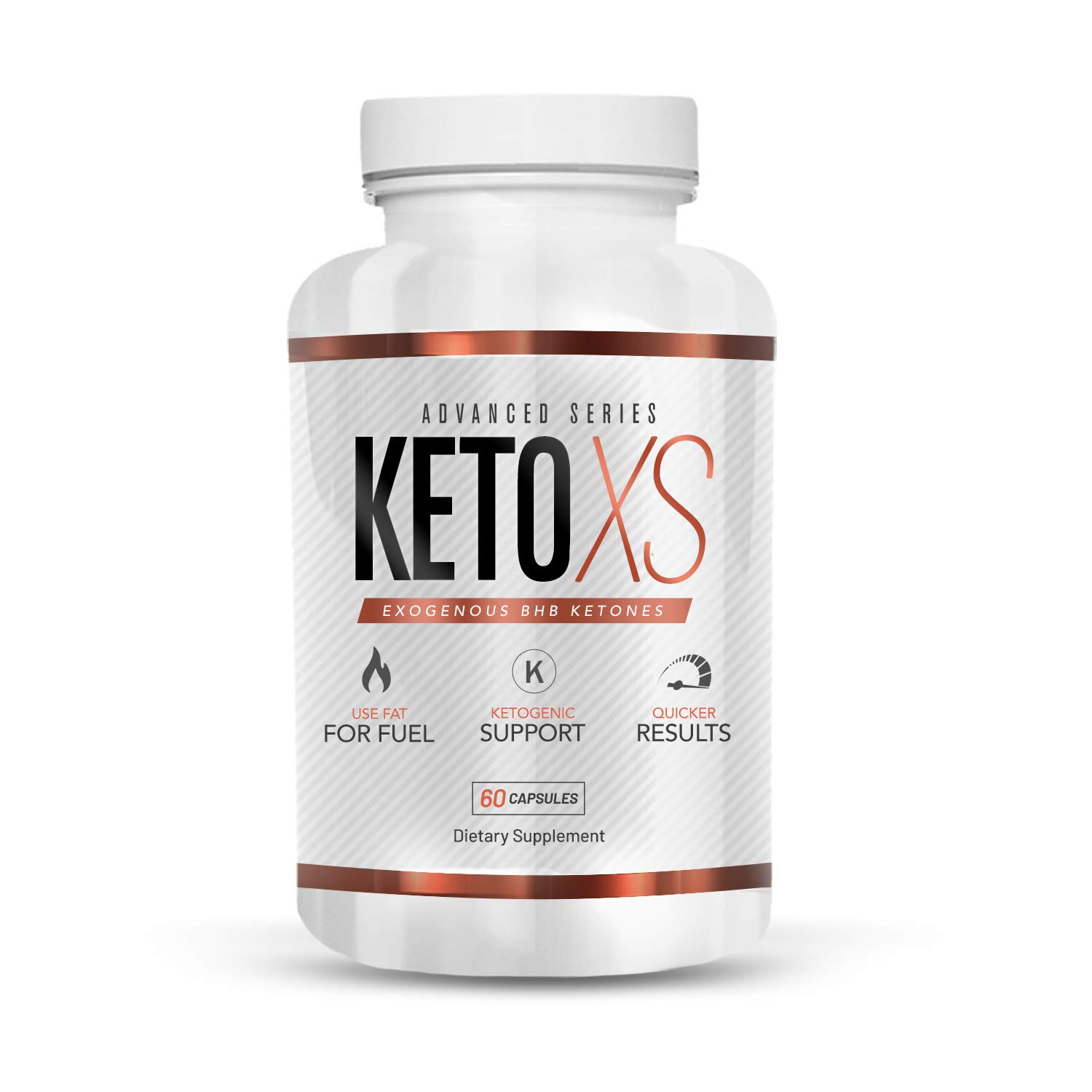 KetoXS Exogenous BHB Ketones Supplement - Weight Loss and Keto Diet Support by Keto XS