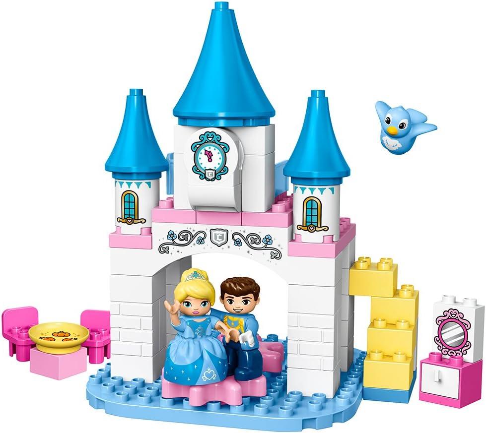 LEGO Duplo Disney Princess Cinderella's Magical Castle 10855