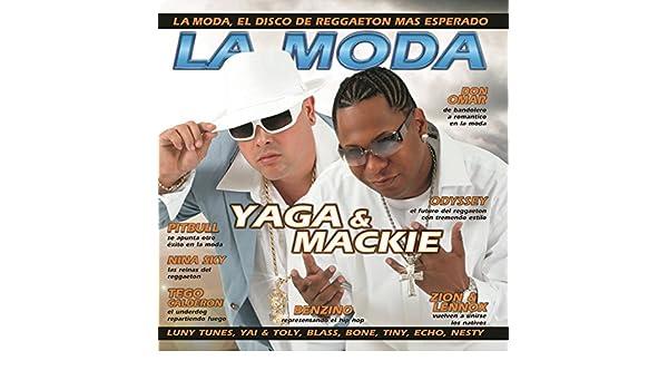 Vestido Blanco (Album Version) [feat. Don Omar] by Yaga & Mackie on Amazon Music - Amazon.com