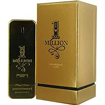 Amazoncom Paco Rabanne 1 Million Absolutely Gold By Paco Rabanne