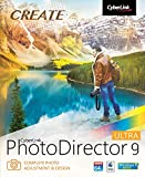 Software : PhotoDirector 9 Ultra [PC Download]