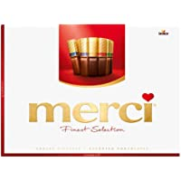 Merci Bombones de Chocolates - 6 x