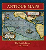 Antique Maps 2018 Wall Calendar