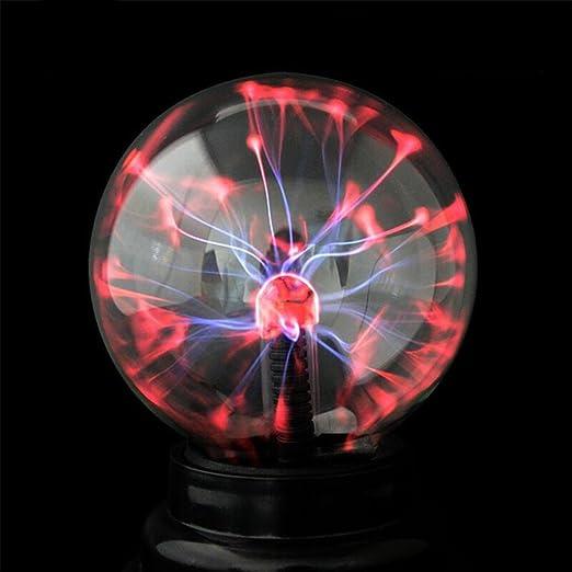IPUIS bola mágica USB toma balón Foudre sensible táctil cristal ...