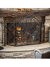 Shop Amazon Com Fireplace Screens